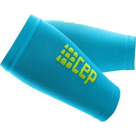 cep Forearm Sleeves, hawaii blue/green